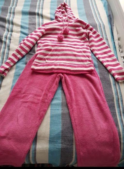 Теплый костюм штаны кофта для девочки 148 - 152 Киев - изображение 1