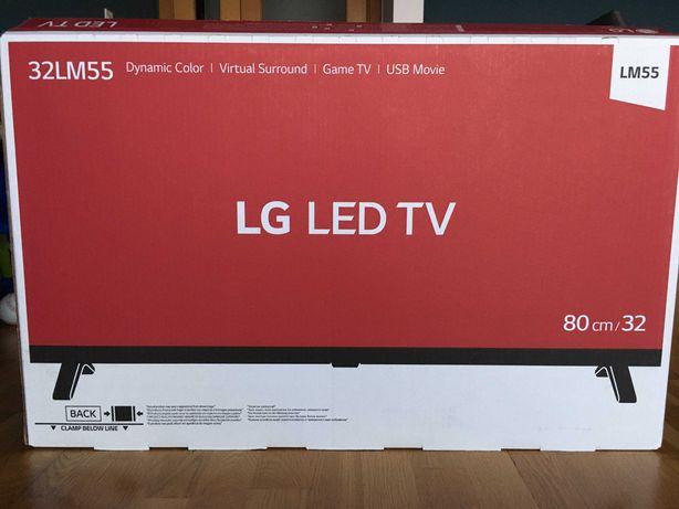 TV LG 32 LM55  Nova