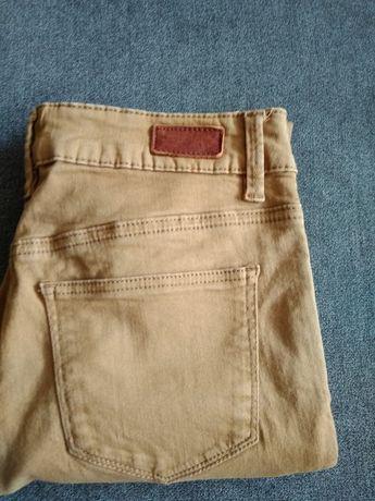 Spodnie z laycrą damskie-ESPRIT-roz.S