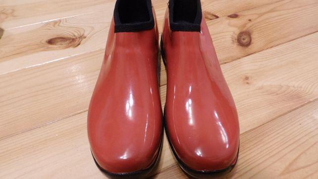 buty kalosze r. 37 nowe