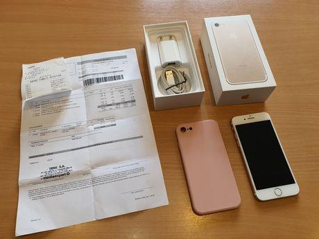 Zadbany Telefon Iphone 7 GOLD 32GB