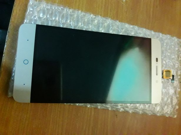 Display com touch zte blade x3 d2 t620 a452 5.0