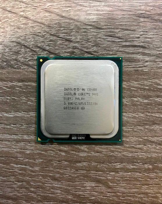 Процессоры Intel Core 2 Duo E8400 (3.0 GHz) S:775 Харьков - изображение 1