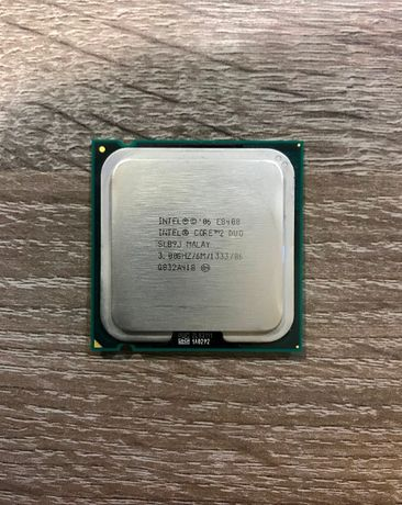 Процессоры Intel Core 2 Duo E8400 (3.0 GHz) S:775