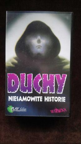 Duchy Niesamowite historie kaseta VHS