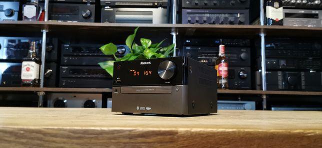 Музичний центр Philips BTM2310/6Ω/Bluetooth/USB/без пульта та акустики