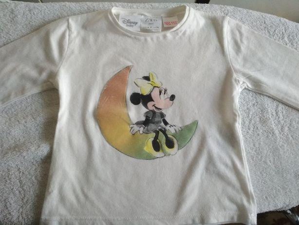 Zara Bluzeczka Disney