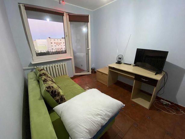 Wynajmę pokój jednoosobowy Obłuże stocznia Gdynia z Balkonem  internet