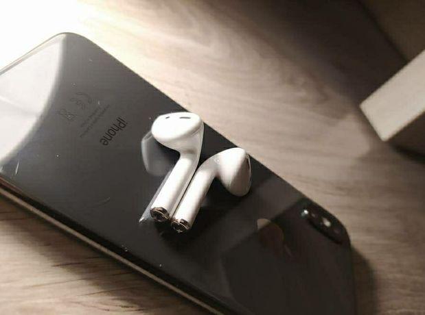 Słuchawki airpods II Generacji