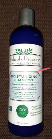 Szampon dla psów i kotów Richard's Organics