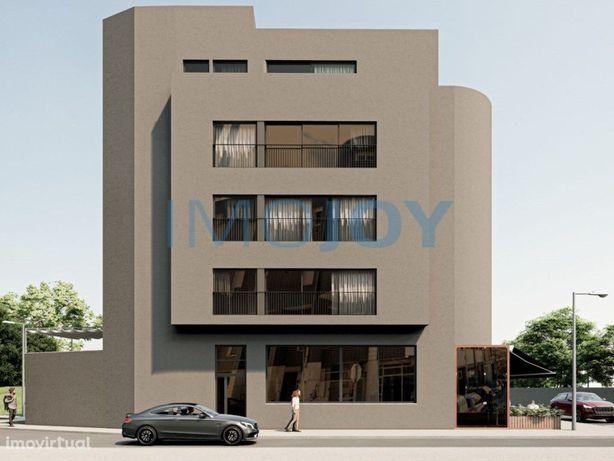 Apartamento T2 PentHouse
