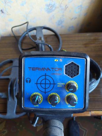Металлоискатель Терминатор от Ded