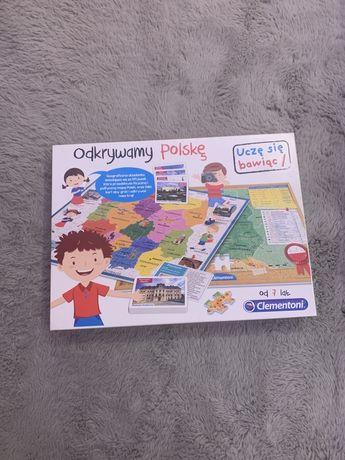 Gra Odkrywam Polskę