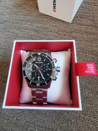 Okazja. Szwajcarski zegarek firmy Wenger. Nowy. 3 lata gwarancji.