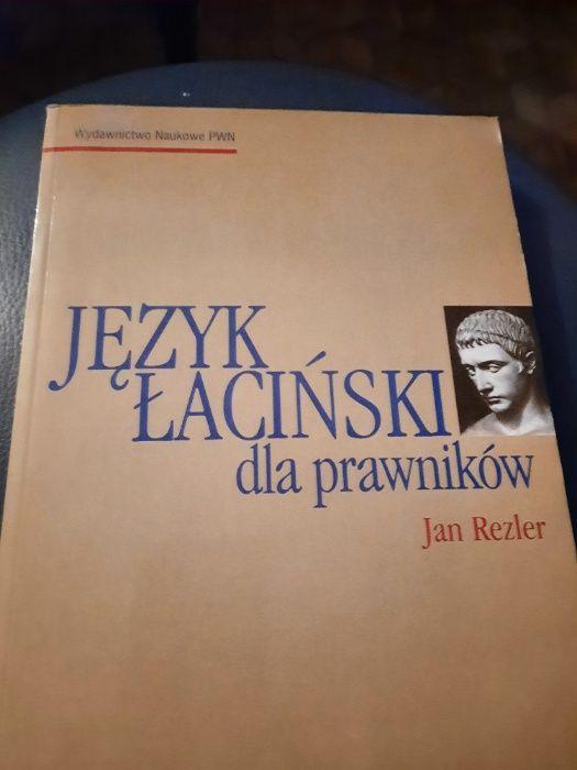 PWN Rezler - Język Łaciński dla prawników Warszawa - image 1