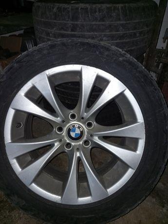 BMW диски з шинами 5.120 R17 ет20j8