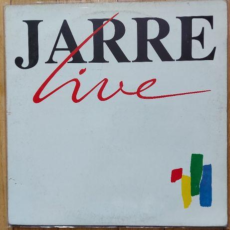 Jean-Michel Jarre, Jarre Live, GR, 1989, bdb++ (EX++)