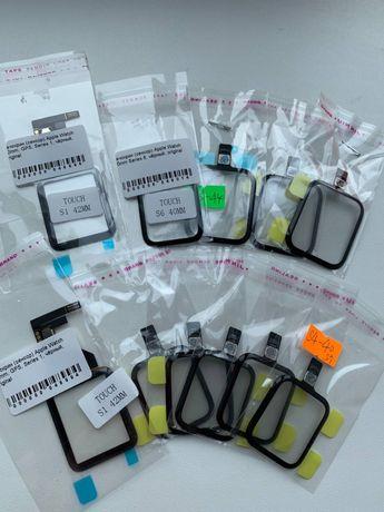 Продажа оригинальных сенсоров на часы iwatch 38/40/42/44 всех серий.