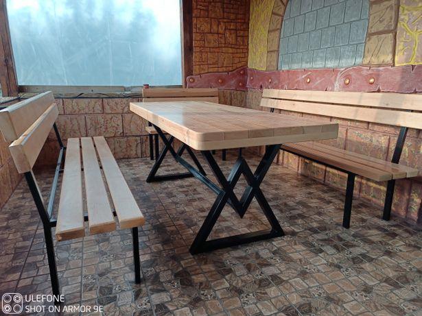 Мебель лофт-подстолье