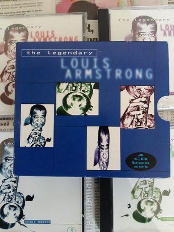 Луї Армстронг/Louis Armstrong, 4 CD box set