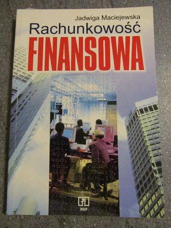 Rachunkowość finansowa Jadwiga Maciejewska