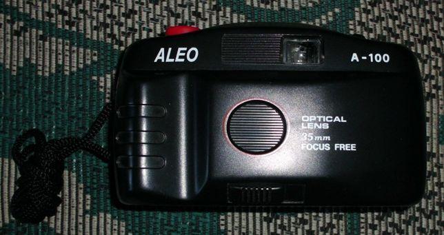 Пленочный фотоаппарат ALEO A-100 (работает без батареек)