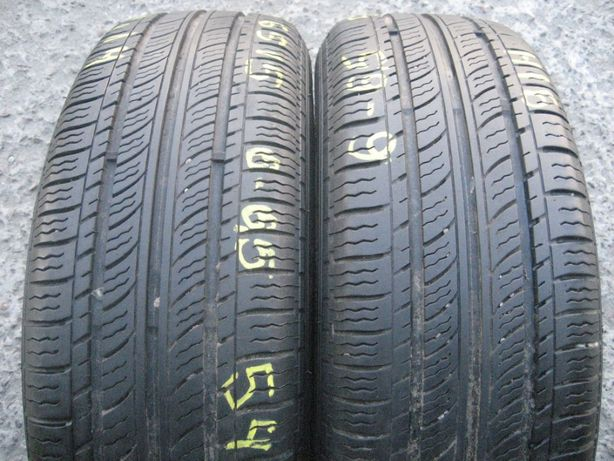 Federal SuperSteel657 195/65 R15 91H M+S протектор 6-6.5мм