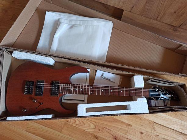 Gitara elektryczna Ibanez RG 421 MOL na gwarancji