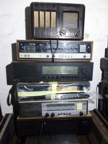 Adam Ludwik Pioneer Unitra radio magnetofon zabytkowe pozostałe prl