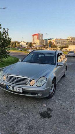 Mercedes-benz w211. 2,7 мотор, механіка .