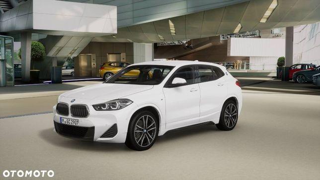 BMW X2 sDrive18d 150 KM M Sport Wyprzedaż rocznika 2020!