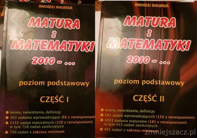 MATEMATYKA -MATURA CZĘŚĆ 1+2poziom podstawowy