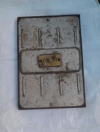 Электрокомфорка для промышленной плиты