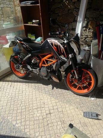 KTM Duke 390 32kw