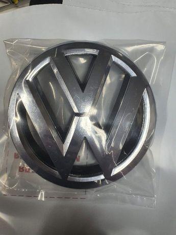 Эмблема значок на решетку радиатора Volkswagen VW B7,Caddy,Touran,Jett