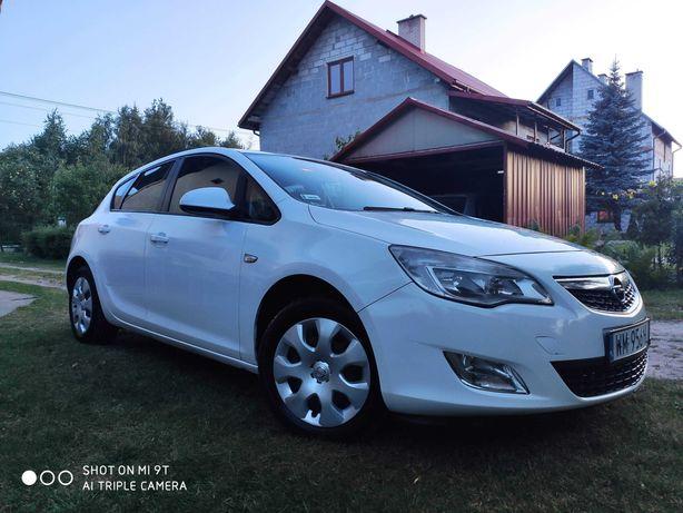 Sprzedam Opel Astra J 2010 1.7 CDTI