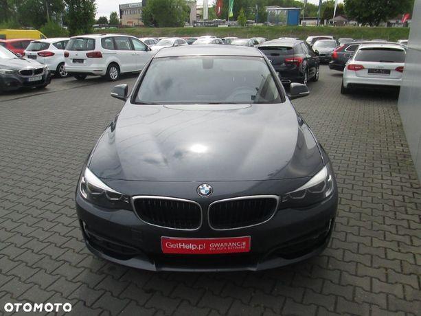 BMW 3GT 2.0/190KM/Automat/2xKlima/Navi/LED/Skóra/Alu18/Gwarancja/65000NettoVAT