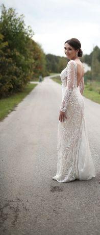 Wyjątkowa suknia ślubna Milla Nova Chloe r. 34/36 model 2020 r.