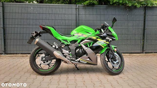 Kawasaki Ninja Piękne Kawasaki Ninja 125 na kat.B *Gwarancja producenta*