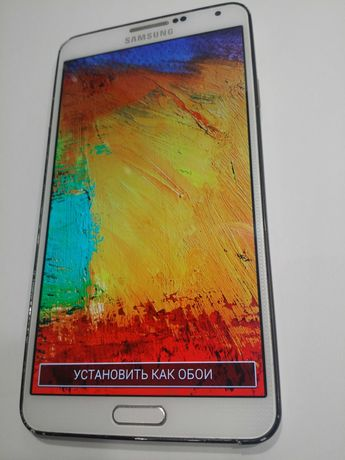 Samsung Note 3 N900.  3/32