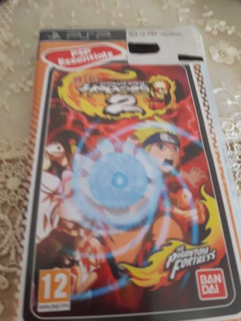 Gra na PSP Ultimate Ninja Heroes 2