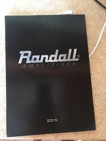 Randall - katalog 2015 / prospekt