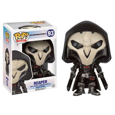 Overwatch Funko Pop! Vinyl Figures
