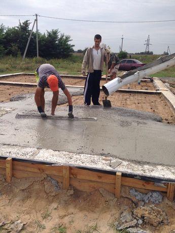 Строительные работы,Бетонные работы, демонтаж,Ремонт помещений