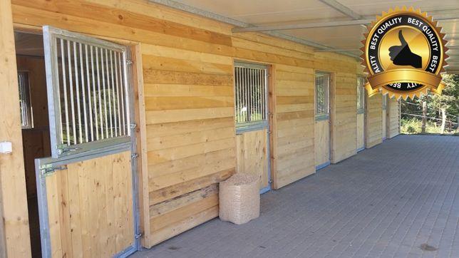 Drzwi do stajni, drzwi stajenne Gillmet Horses