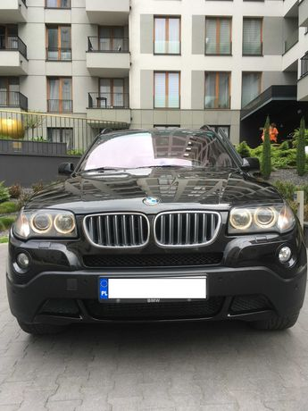 Bmw X3 E83 3.0 D 218 km, xDrive, Polift, Xenon, Navi