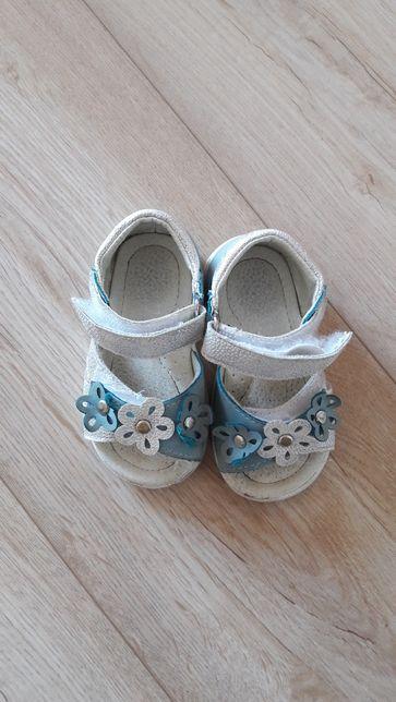 Sandałki Nelli Blu r 19.