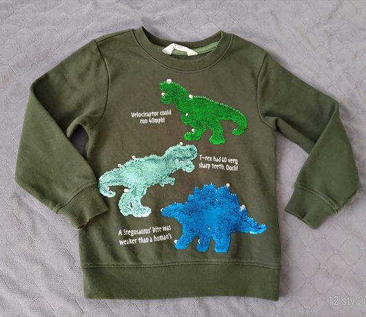 Witam, mam do sprzedania bluzę dla chłopca z H&M r. 104