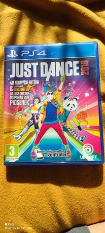 Just dance 2018 PS4 PlayStation 4 PS4 PL