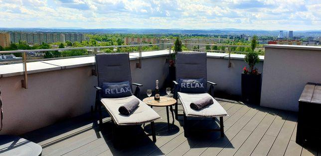 Romantyczne pobyty dla pary w luksusowym apartamencie w Krakowie 5*